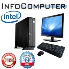 Lote 10 uds. Ordenador barato nuevo Intel Core i3-4150 3.5 Ghz, CAJA MICRO ATX