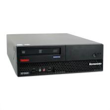 Ordenador de ocasión Lenovo M57 SFF , Pentium Dual 2.2 Ghz, 2048 ram , 250 hdd , dvdrw