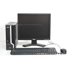 Descuento por lote de 5 y 10 uds. ACER X6610G + LCD 17'' Intel i3 3.3 GHz, 4096 Ram, 500 HDD