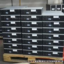 Descuento por lote de 5 y 10 uds. HP 5700 Intel Core 2 Duo 1.8 Ghz , 1024 Ram , 250 hdd, Dvdrw , Lector de tarjetas
