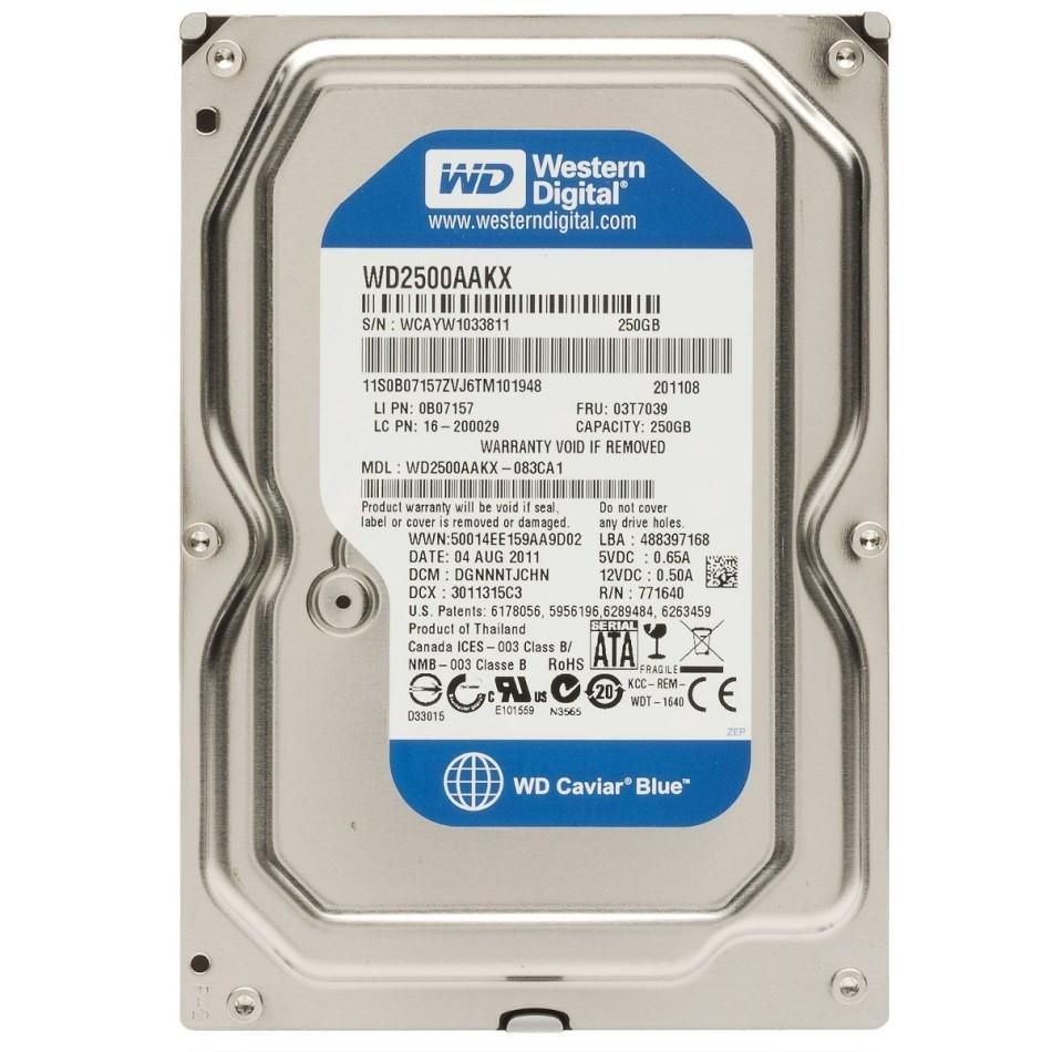 Disco Duro HD de 160 GB 7200 3.5 SATA usado primera marca