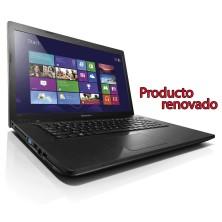 "Lenovo B50-30 - Portátil de 15.6"" (Intel Celeron N2815, 2 GB de RAM, Disco HDD de 500 GB, Intel HD Graphics, Windows 8.1)"