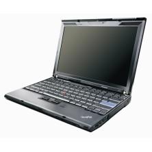 """Portátil de Ocasión Lenovo X201, Intel Core i5 2.4 Ghz, 4096 Ram , 250 hdd, 12"""" , Webcam"""