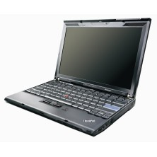 Portatil de ocasión Lenovo X201 (Bateria agotada) , Intel Core i5 2.4 Ghz , 4096 Ram , 250 hdd, Webcam
