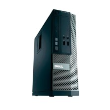 Ordenador Dell Optiplex 790 SFF - Intel Core i3 2120 3,3 GHz con 8 GB Ram, 250 HDD, DVDRW, Coa Win 7 Profesional