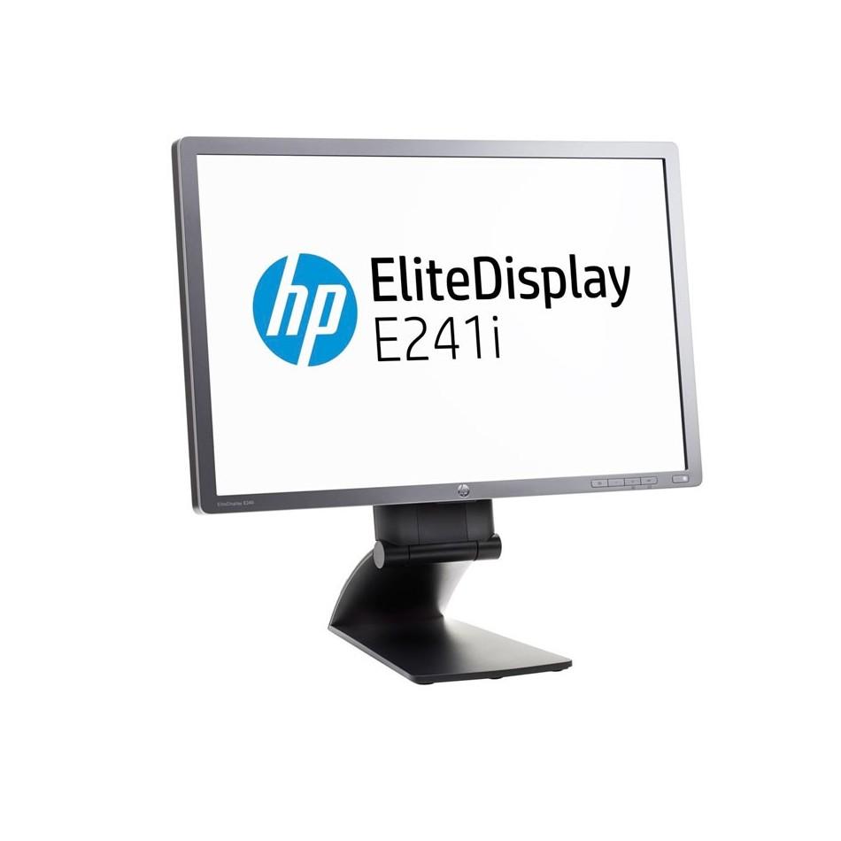 "Monitores baratos IPS HP EliteDisplay E241i , 24"" , Full HD"