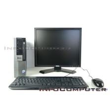 Dell 960 Core 2 Quad Q9400 2,6 GHz / 4 GB / 250 HDD + LCD 19''
