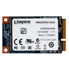 KINGSTON ms200 120GB SSD mSATA