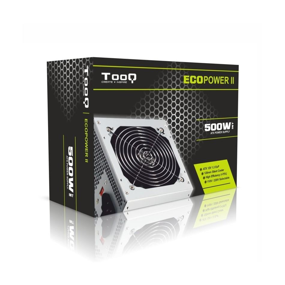 Comprar TooQ TQEP-500S-INT - Fuente de alimentación