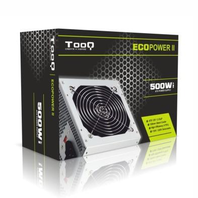 TooQ TQEP-500SSE - Fuente de alimentación