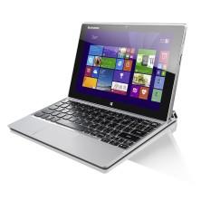 "Tablet 10.1"" , Lenovo IDEATAB MIIX 2 10 , Atom Z3740 1.3GHz, 2GB RAM, 64(e-MMC) , Bluetooth, Webcam , MiniHDMI(Teclado Español)"