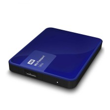 Disco Duro WD EXTERNO 2.5'' 1TB USB3.0 MY PASSPORT ULTRA AZUL