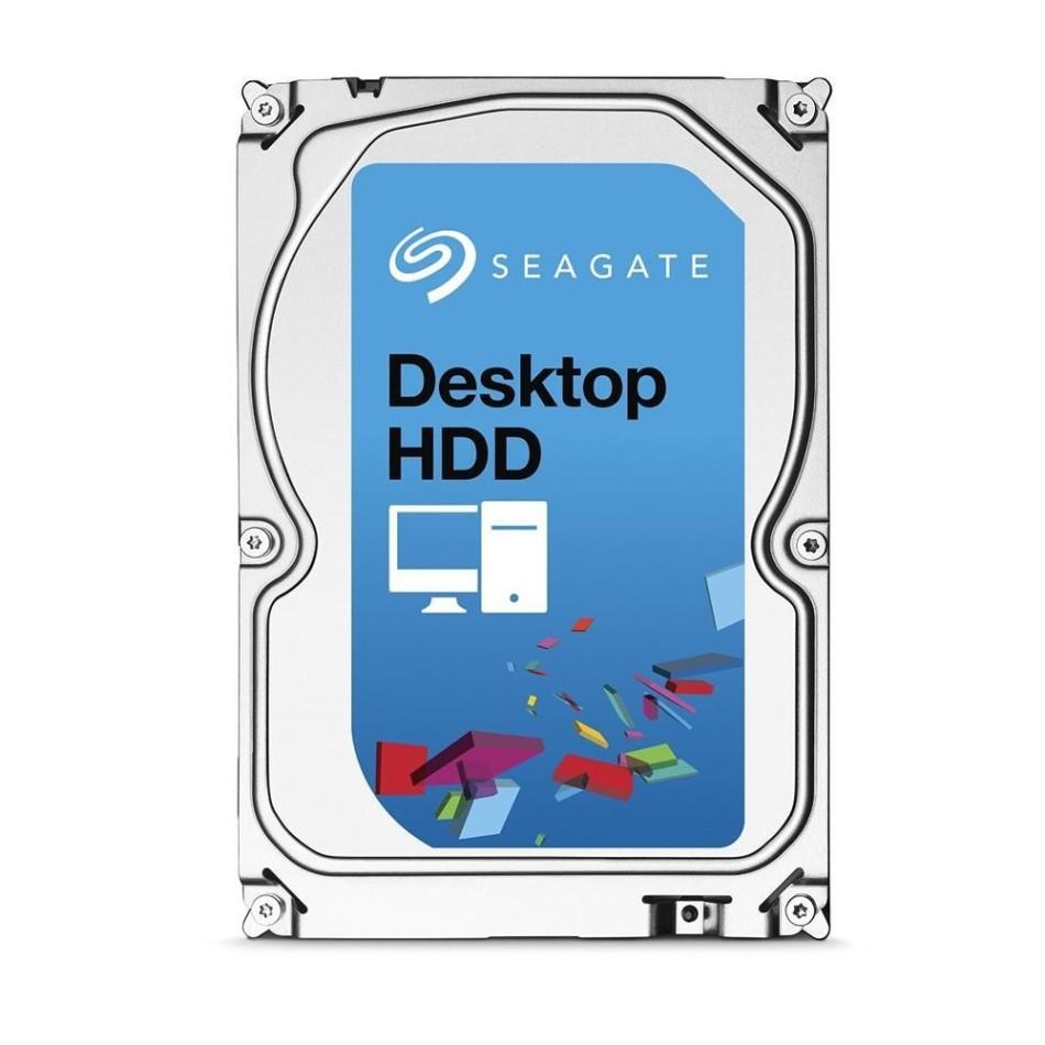 """Disco Duro Seagate Desktop 3.5"""" 4TB 5900RPM 64MB SATA III"""