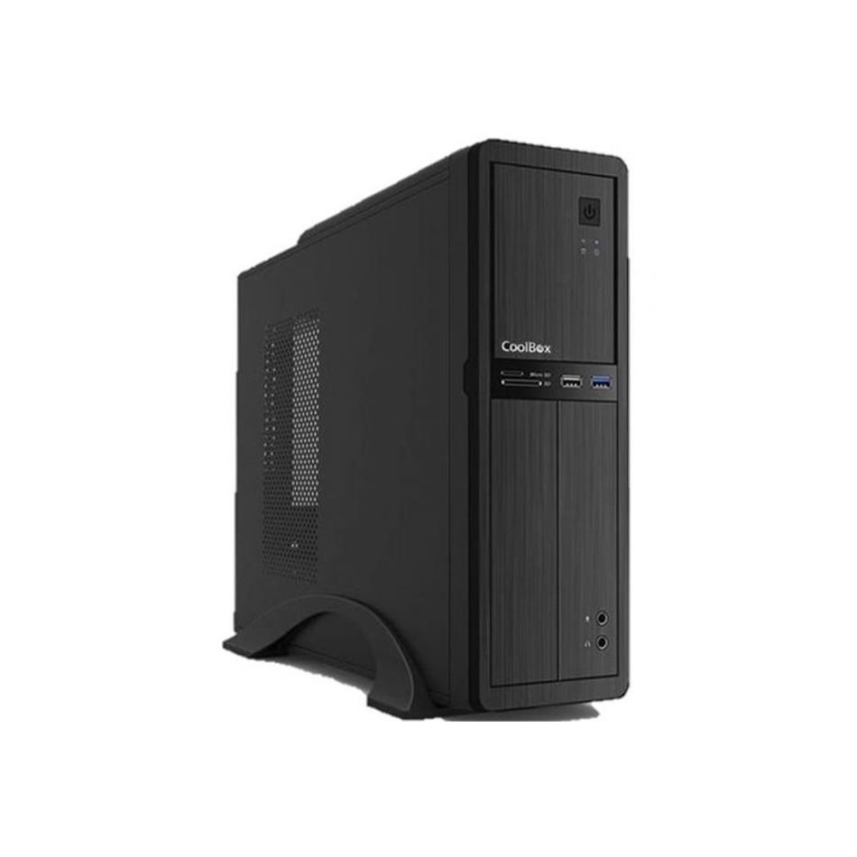 Ordenador barato INTEL CORE I3 4170 3,7 GHz, 4GB , 1 TB , MICRO ATX (SFF)