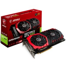 Tarjeta Grafica MSI GeForce GAMING X 6GB GDDR5