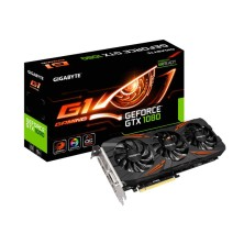 Tarjeta Grafica GIGABYTE GeForce GTX 1080 G1 Gaming 8GB GDDR5X