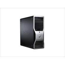 Servidor Dell Precision T3500, Intel Xeon E5530 2.4GHz, 12GB, 300 HDD, 2xDVDRW, NVIDIA GT 620 1GB