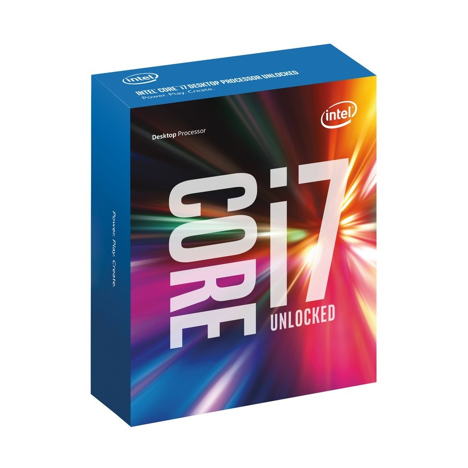 Procesador Intel Core i7-7700K Quad-Core 4.2GHz c/ Turbo 4.5GHz 8MB Skt1151