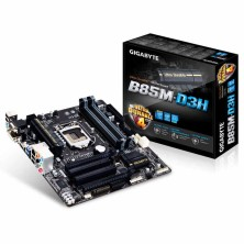 Placa Base GIGABYTE B85M-D3H