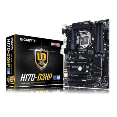 Placa Base GIGABYTE H170-D3HP