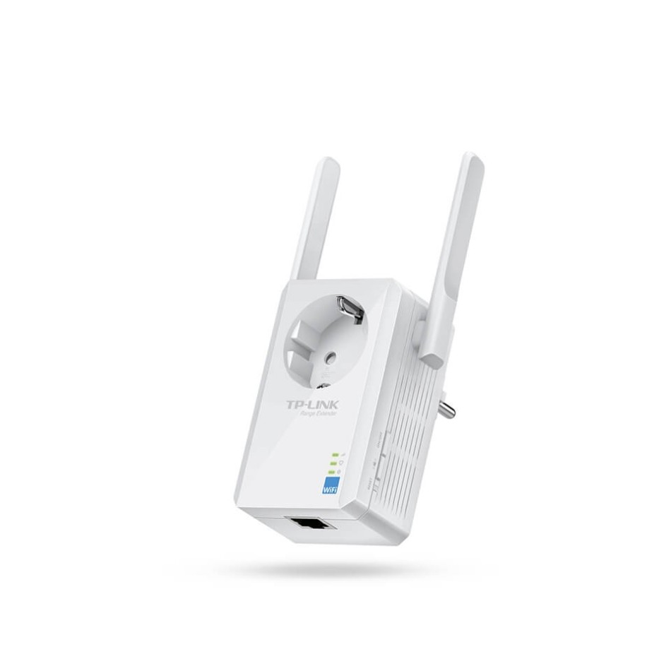 Repetidos TP-LINK WIFI-N / 300Mbps WPS 1 Enchufe 2 Antenas