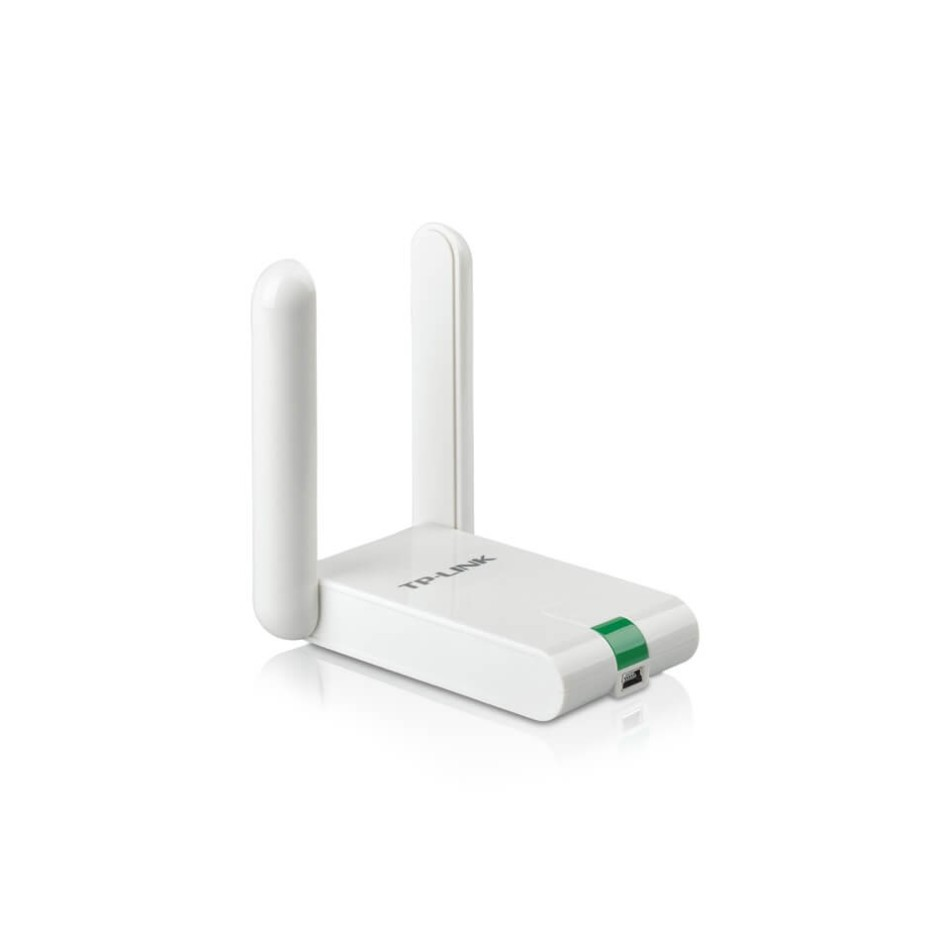 Adaptador Red TP-LINK USB 2.0 WIFI-N / 300Mbps 2 Antenas - 3DBI