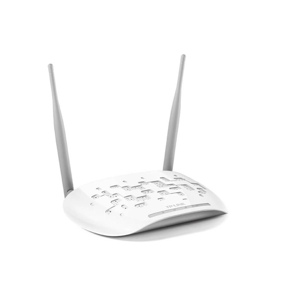 Punto de Acceso TP-LINK WIFI-N / 300Mbps 1RJ45 WPS 2 Antenas - 4DBI