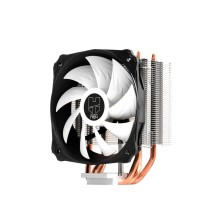 Ventilador NOX para CPU 12cm, 20DBA, 3 Heatpipes