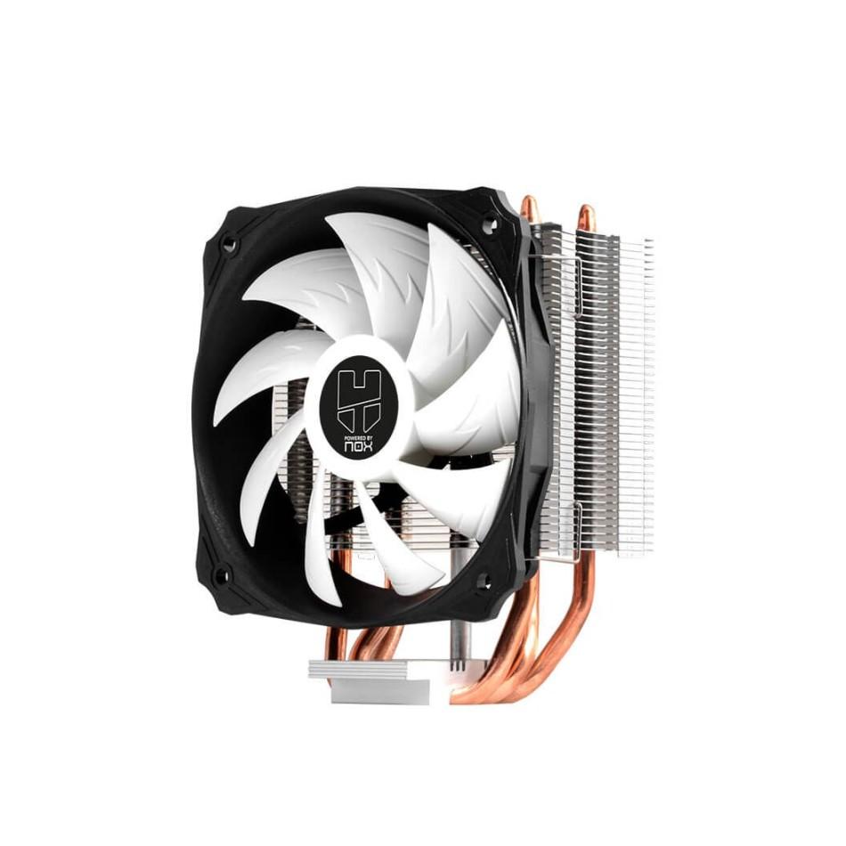 Comprar Ventilador NOX para CPU 12cm, 20DBA, 3 Heatpipes