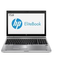 Portatil HP 8570P (Grado B), Intel Core i7 (3ª Gen ) 2.9GHz, 4 GB , 320 HDD, 15,6''