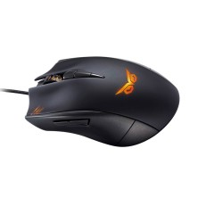 Raton Strix Claw Dark Optical Gaming