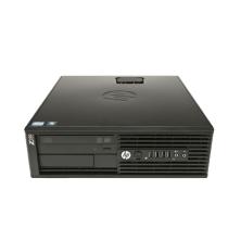 Estación de trabajo HP Z220 SFF, Intel XEON E3-1240V2 3.4GHz, 500GB+256 SSD, DVDRW