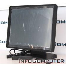 TPV Completo ( Monitor Tactil 15 Pulgadas + Impresora + Cajon + lector Codigo de bara +  Teclado y raton )