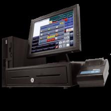 TPV Completo ( Monitor Lcd + Impresora + Cajon + lector Codigo de bara + Teclado y raton )