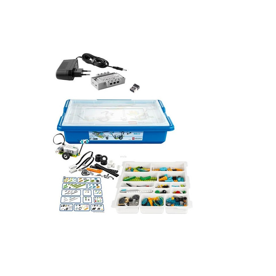 Pack WeDo 2.0 con Bluetooth