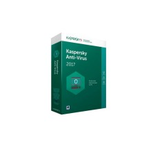 Kaspersky Antivirus 2017 (1 Usuario Base)