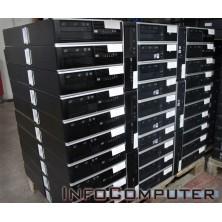 Lote 20 uds. HP 6005 SFF | AMD Athlon X2 3,4 Ghz | 4 Gb Ram | Dvdrw