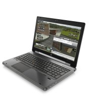 Portátil HP EliteBook 8570W Workstation, Intel Core i7 ( 3ª Ger ) 2.7GHz, 16GB , 320 HDD , DVDRW , FULLHD