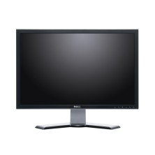 "Monitor DELL 2407WFP | VGA, DVI | Lcd 24"" - PANORAMICO - FULLHD"