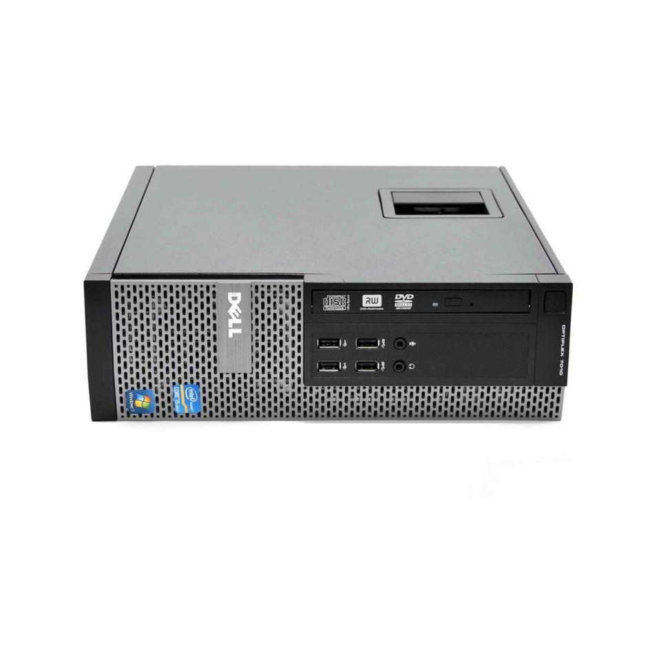 DELL 7010 i5 3470 3.2 GHz | 4 GB Ram | 250 HDD | DVDRW