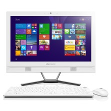 "Todo en Uno LENOVO C40-30 TACTIL | Intel Pentium 3805U 1.9 GHz | 21.5"" FULLHD"