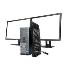 DELL 7010 i5 3470 3.2 GHz | 4 GB Ram | 250 HDD | DVDRW