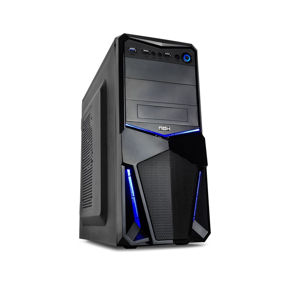Ordenador Gaming i7 7700 3.6GHz | 16GB DDR4 | 2TB+240 SSD | GIGABYTE GTX1070 8GB DDR5