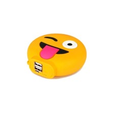 Power Bank Emoji Crazy Face | 8800mAh