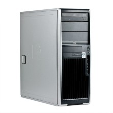 Estacion de trabajo HP XW4600 Core 2 Duo E8400 3.0 GHz | NVIDIA QUADRO FX1700 512MB