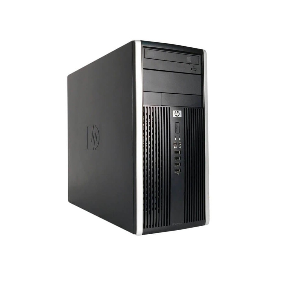 HP 6300 i5 3470 3.2GHz | 16 GB Ram | 250 HDD + 240 SSD | DVDRW