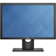 "Monitor DELL E2016HB   VGA, DP   Lcd 20"" PANORAMICO"