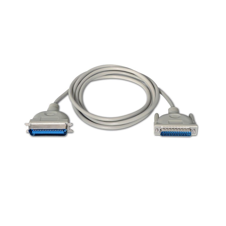 Comprar CABLE IMPRESORA PARALELO, DB25/M-CN36/M, 3.0 M