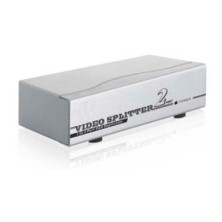 VGA duplicador (SPLITTER) para 8 monitores con alimentación.