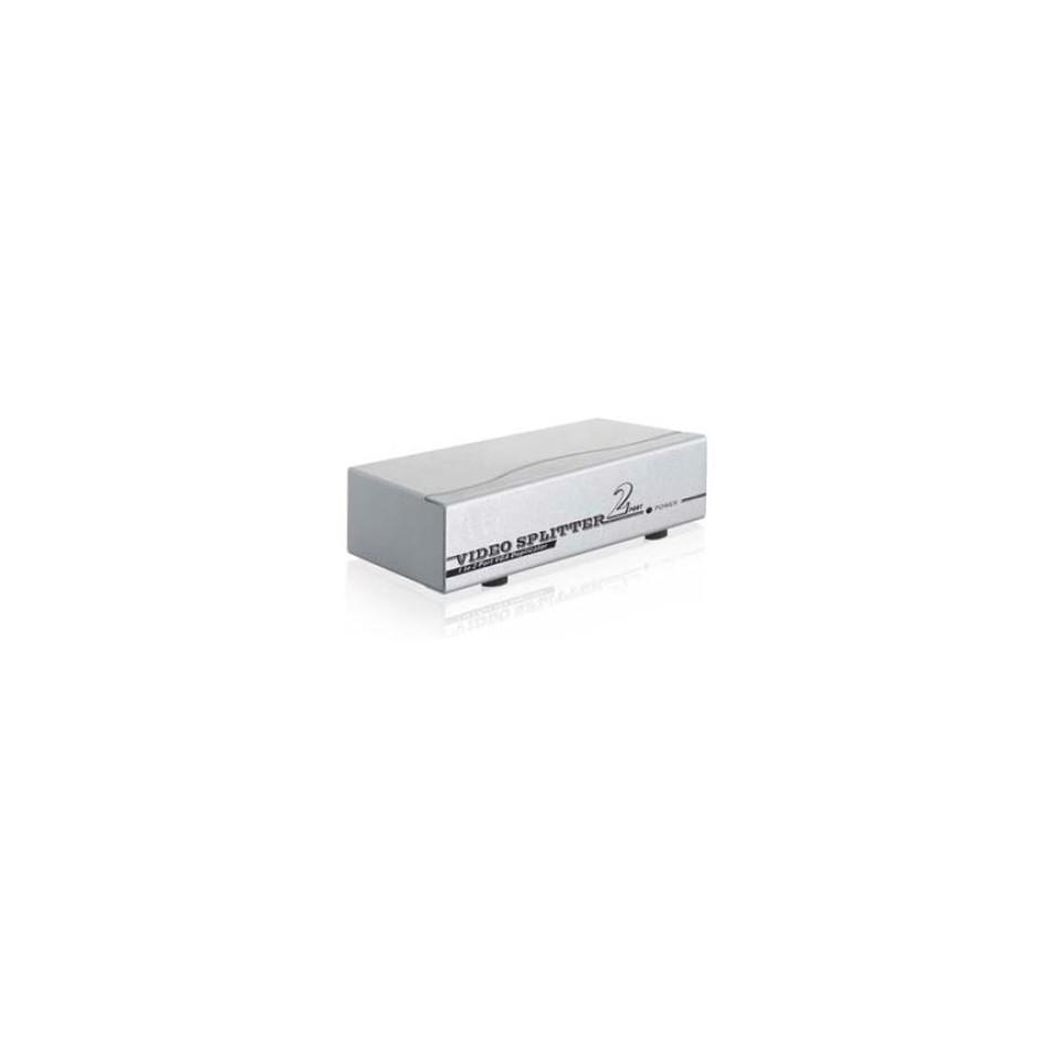 Comprar VGA duplicador (SPLITTER) para 8 monitores con alimentación.